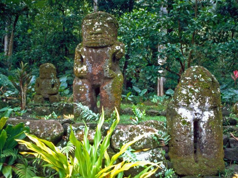 Visite du site archéologique Takai