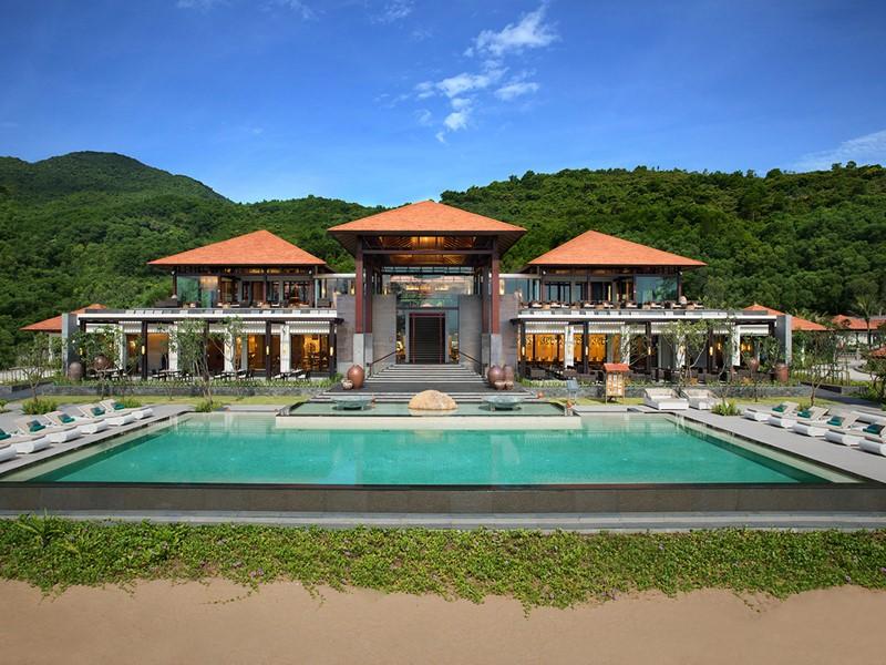 Le Banyan Tree Lang Co, écrin de luxe au bord de la plage