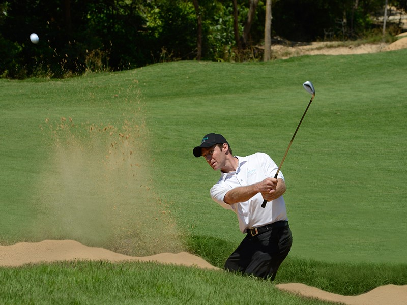 Profitez de votre séjour au Banyan Tree pour faire du golf