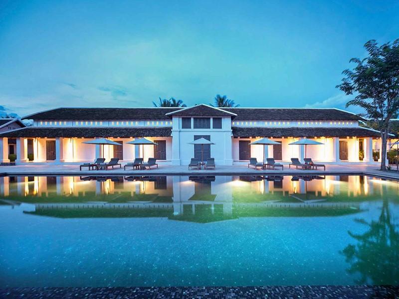 L'Hôtel de la Paix mixant l'élégance du style colonial français au design contemporain