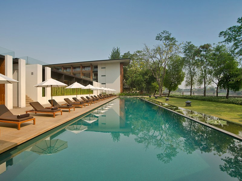 L'Anantara Chiang Mai Resort, un hôtel moderne doté d'un design soigné