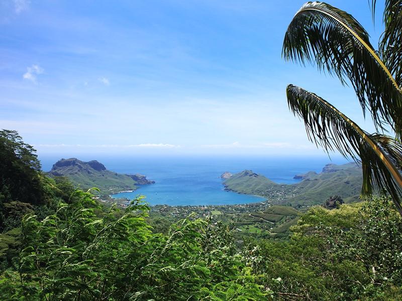 Nuku Hiva, l'île mystique