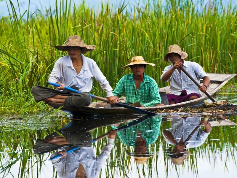 Un voyage en Birmanie est une immersion dans la vie et le rythme local