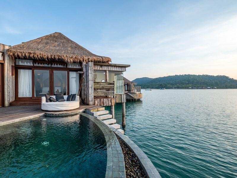 Profitez de vos vacances au Song Saa