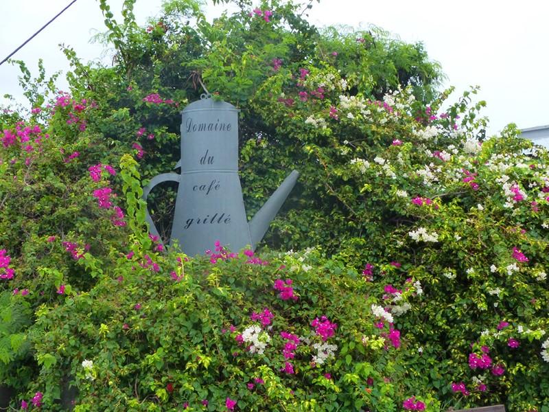 Le Domaine du Café Grillé et son jardin botanique