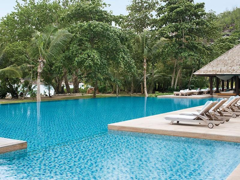 Le Four Seasons, un hôtel sublime dans un cadre de rêve, un service véritablement haut de gamme, une vue exceptionnelle sur l'océan