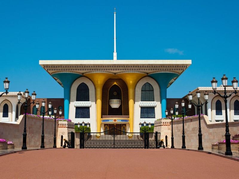 La palais Al Alam
