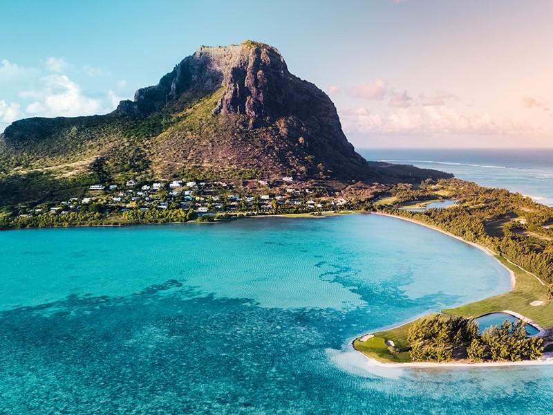Vue du Paradis Beachcomber