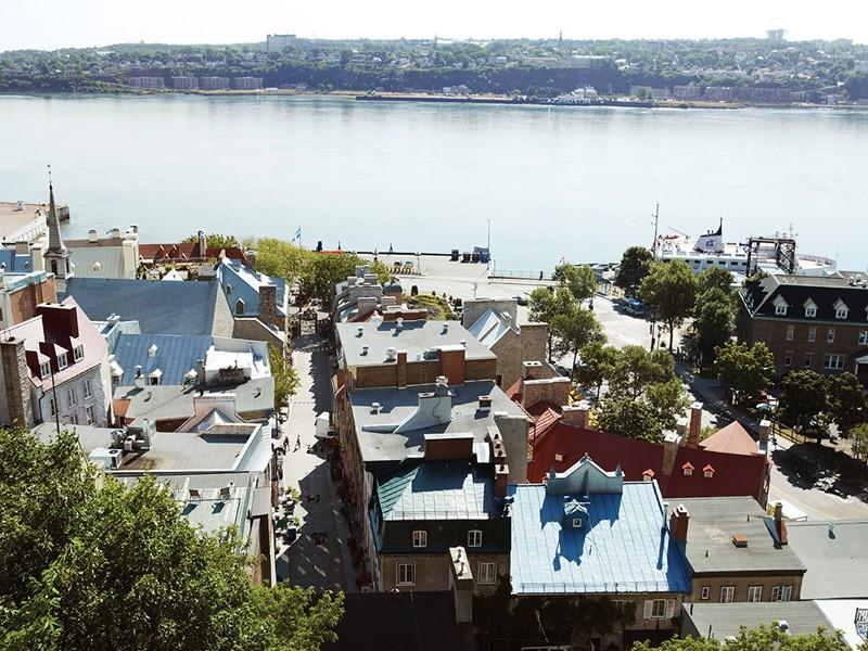 Joyaux du patrimoine mondial, le Vieux-Québec respire l'histoire