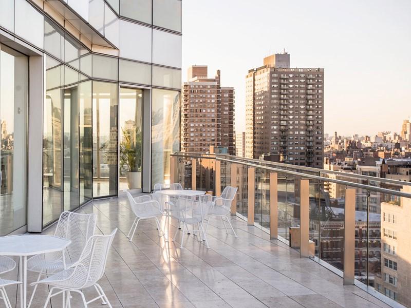 Offrez vous une vue panoramique de New-York