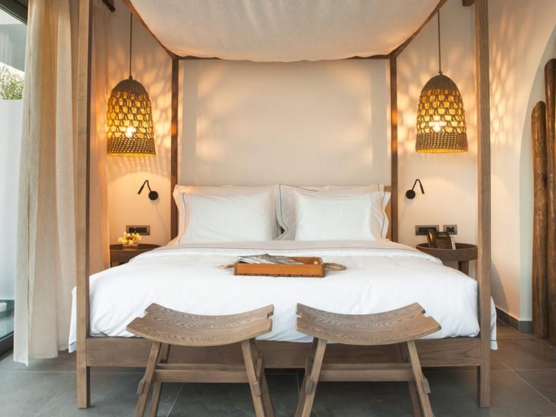 Bohemian Hideout Suite de l'hôtel Lindian Village