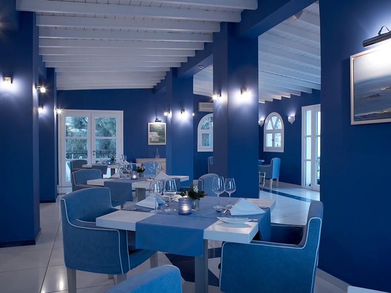 Saveurs grecques au restaurant Basil du Lindian Village