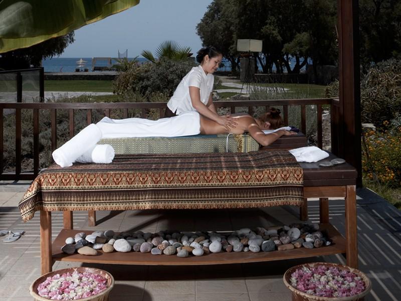 Profitez des somptueux soins du spa du Lindian Village