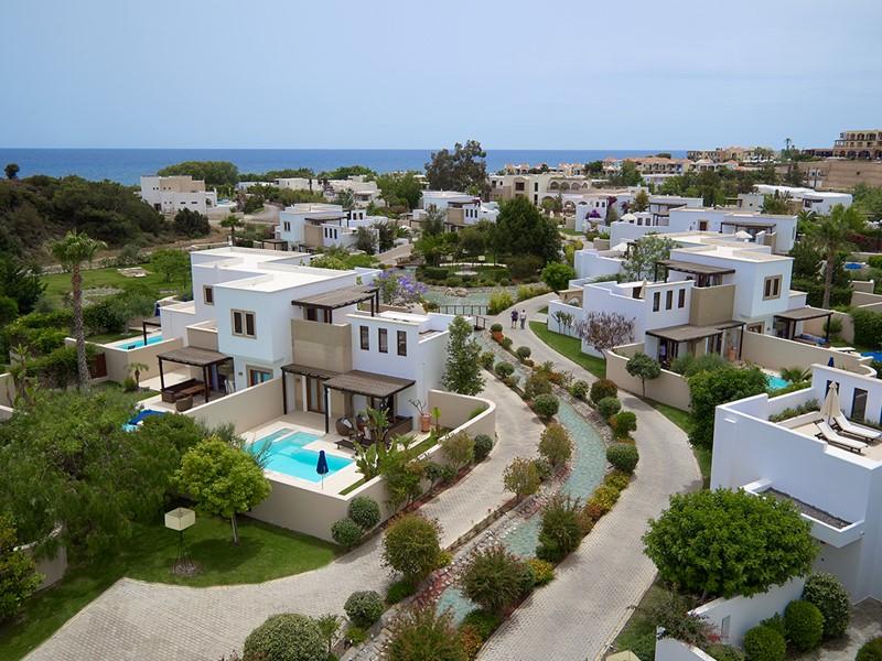L'un des meilleurs hôtels de luxe de Rhodes