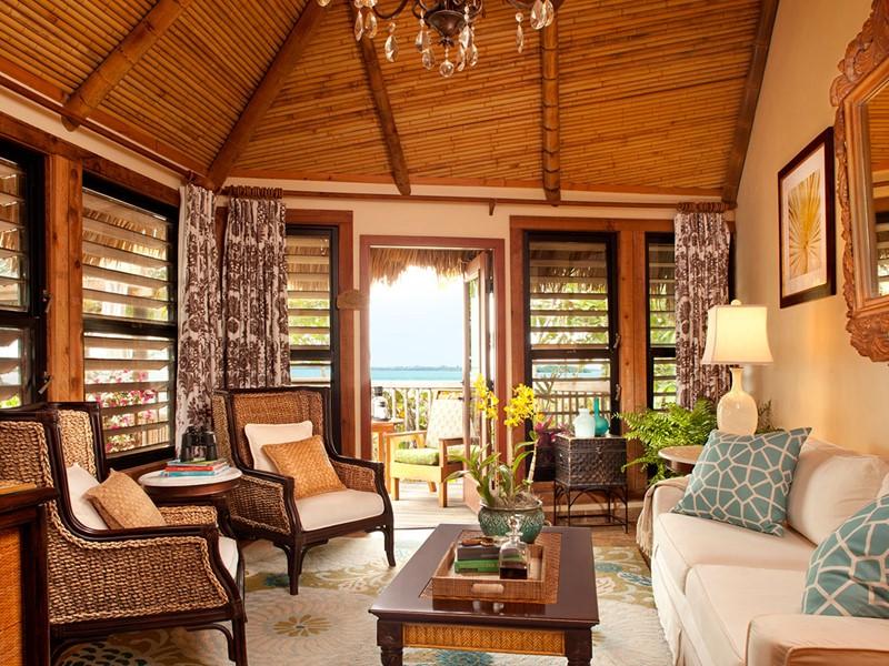 Island Elegance Suite du Little Palm Island, en Floride