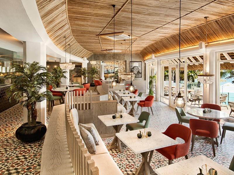 Le restaurant Inti