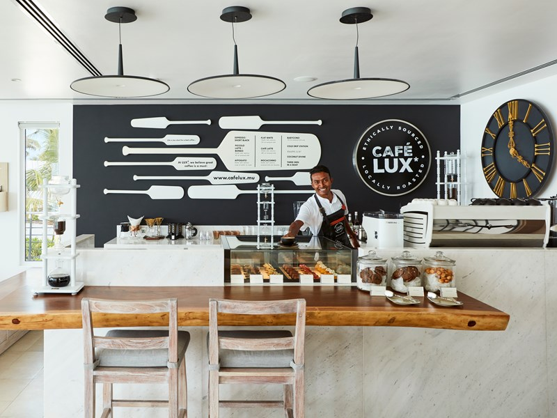 Dégustez le fameux Café LUX*