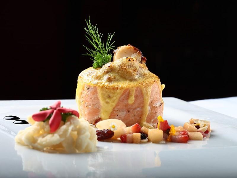 Gastronomie aux saveurs caribéennes au Luxury Bahia Principe