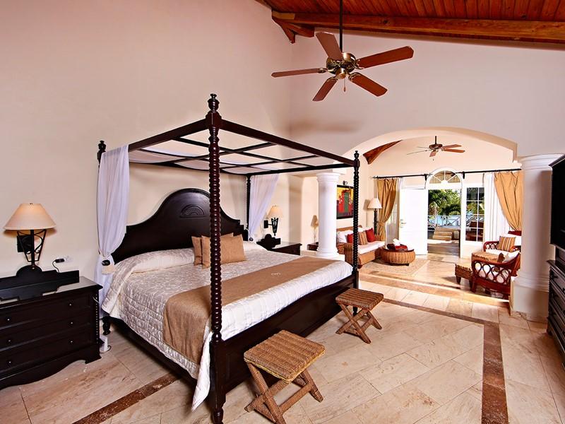 Beach Villa du Luxury Bahia Principe Cayo Levantado