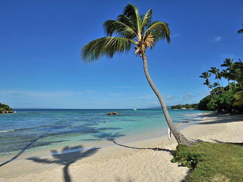 La plage du Luxury Bahia Principe Cayo Levantado
