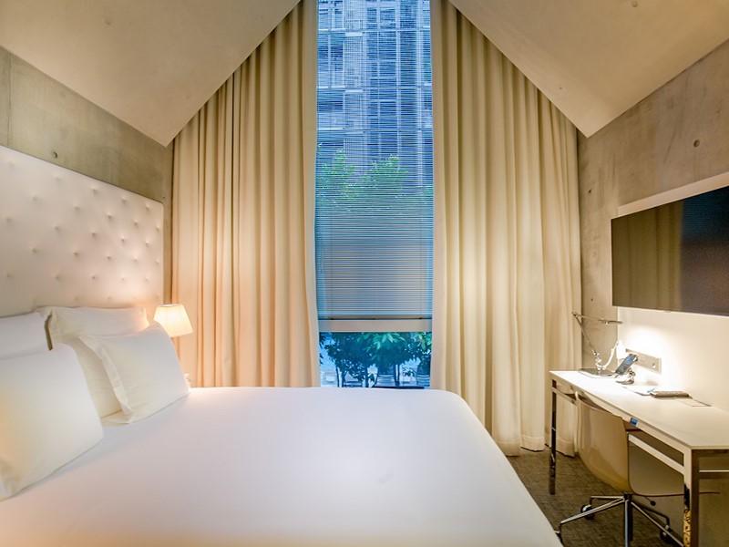 Alcove Cosy Room de l'hôtel M Social Singapore