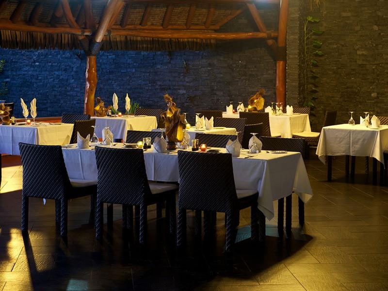 Le restaurant Omai du Maitai Lapita Village