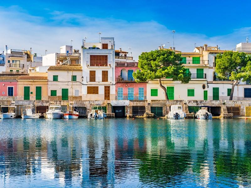 Séjour à Majorque