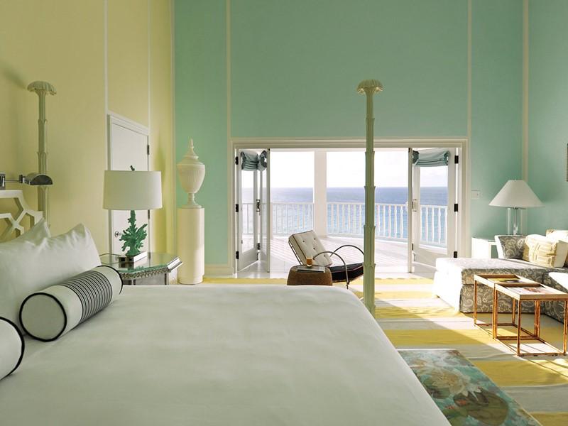 Ocean View Premium Room de l'hôtel Malliouhana