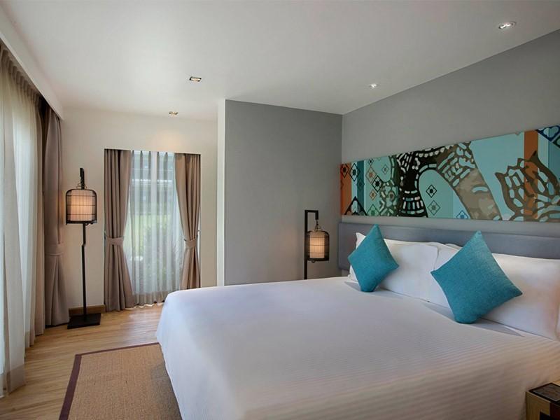 Junior Suite de l'hôtel Manathai à Khao Lak