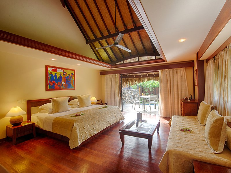 Garden Pool Bungalow du Manava Beach Resort