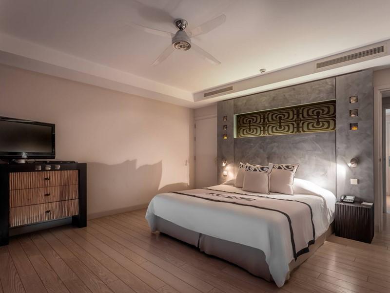Two-Bedroom Duplex du Manava Suite Resort