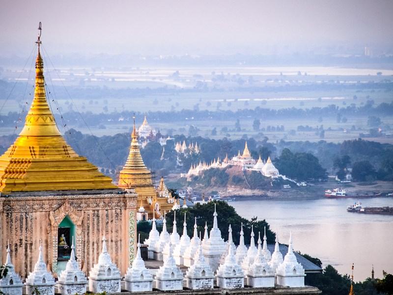 Séjour à Mandalay