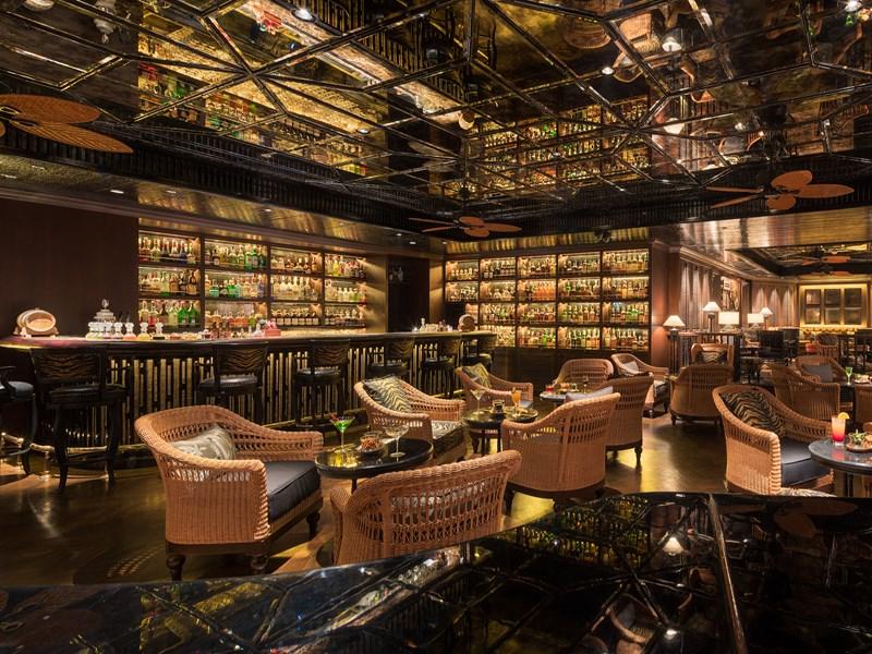 Le bar Bamboo