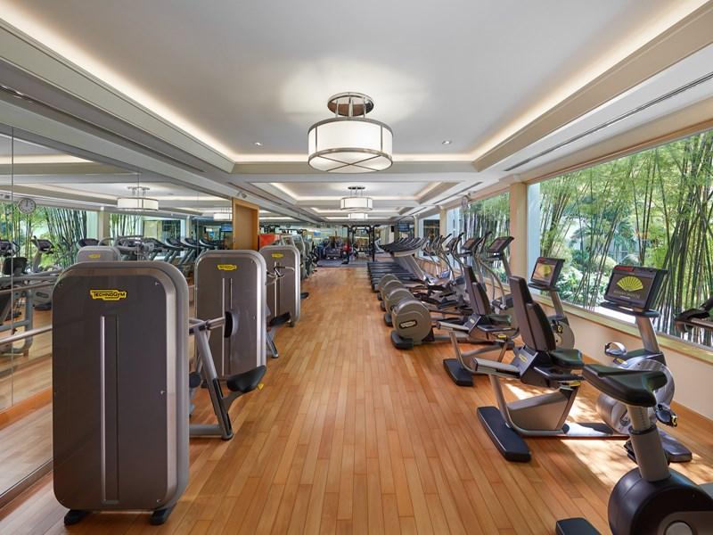 La gym