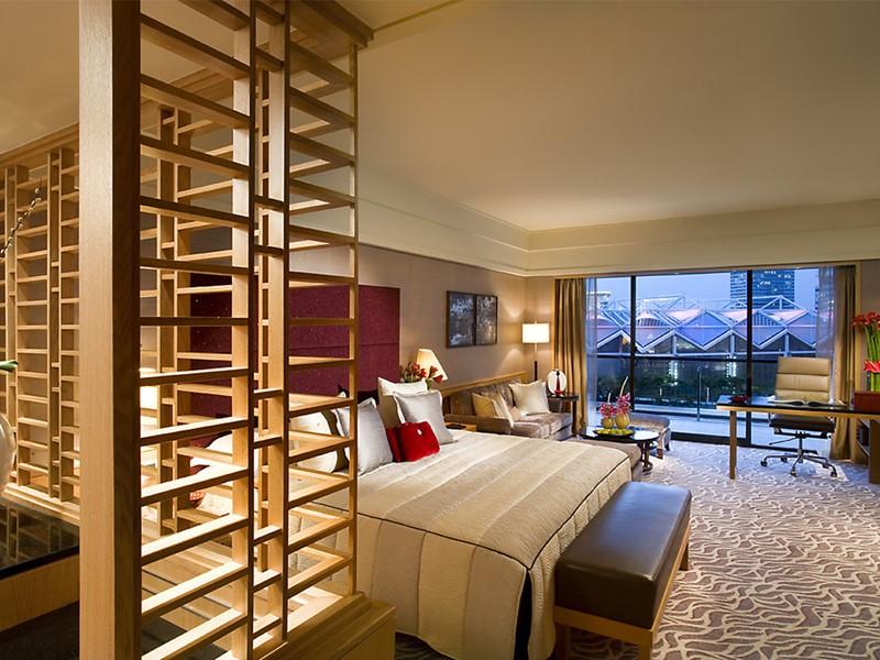 Mandarin Room du Mandarin Oriental à Singapour