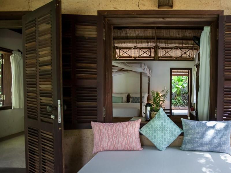 Plantation Bungalow de l'hôtel Mango Bay situé au Vietnam