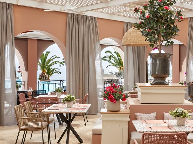Plats italiens authentiques au restaurant Comodo