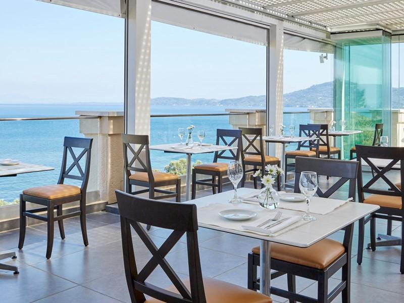 Le restaurant principale La Terrazza