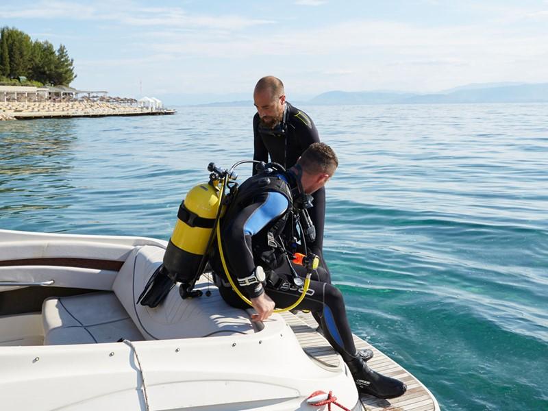 Jetez un coup d'oeil dans le monde sous-marin