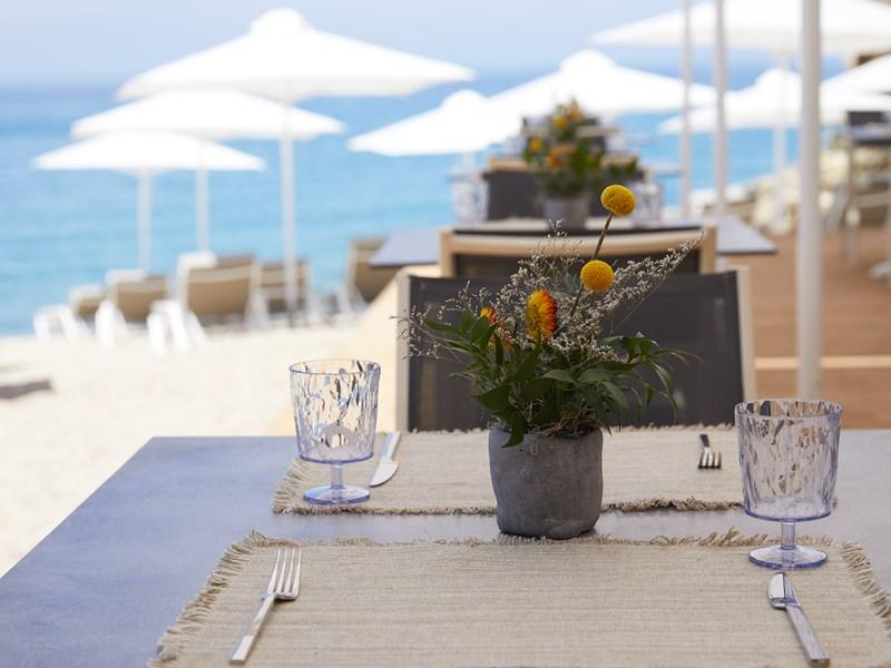 Le Restaurant et Bar de plage