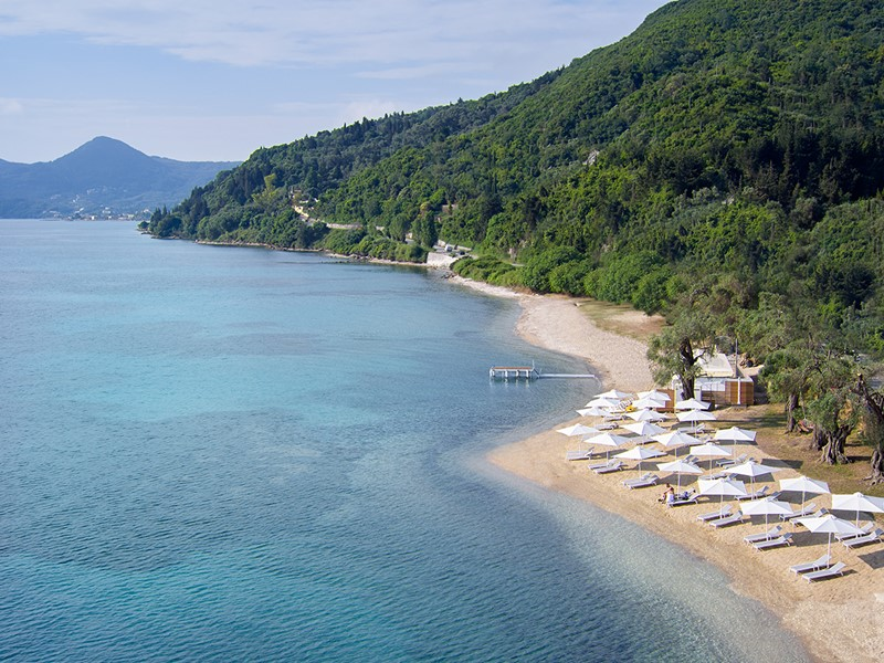 La plage du Marbella Nido Suite Hotel & Villas