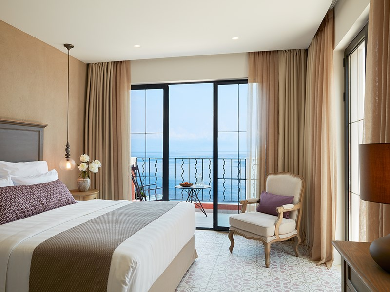 Grand Terrace Junior Suite Whirlpool Sea View