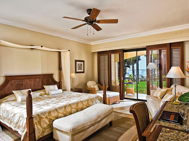 Chambre Prestige de l'hôtel Maritim Resort à Balaclava