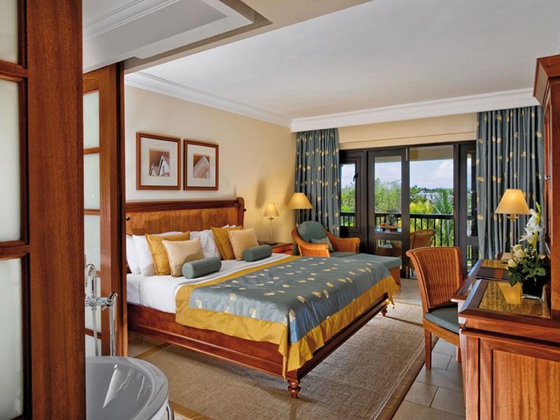 Chambre Privilège de l'hôtel Maritim Resort à Balaclava