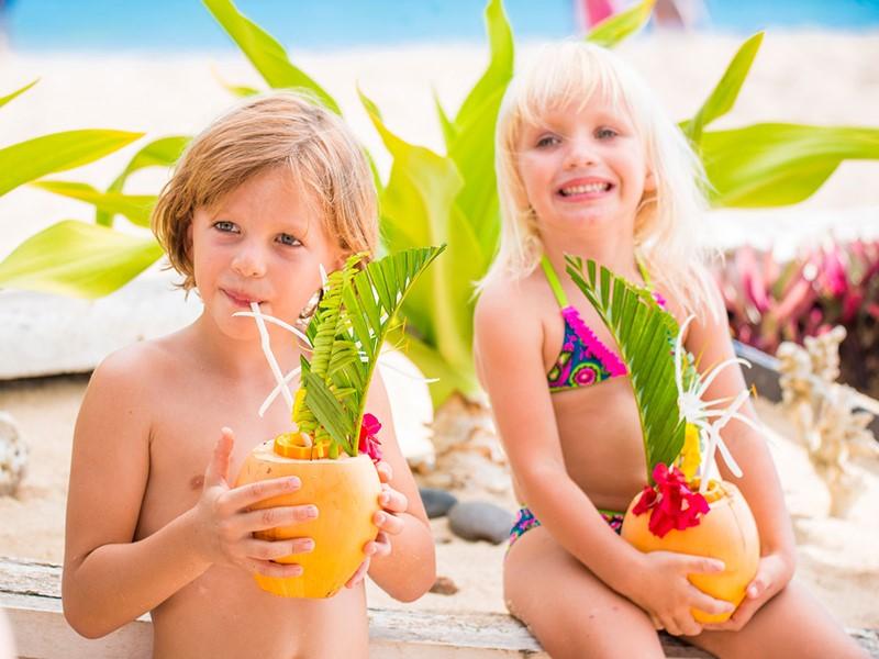 Les enfants se réjouiront au Maritim Resort & Spa