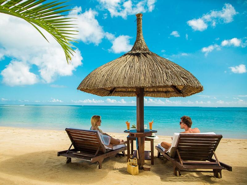 Détendez vous sur la sublime plage du Maritim Resort