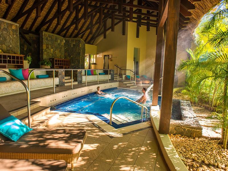 Thalassothérapie à l'hôtel Maritim Resort à Balaclava