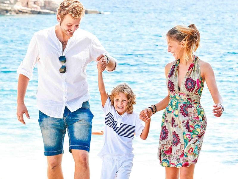 Séjour idéal en famille à l'hôtel Marpunta en Grèce