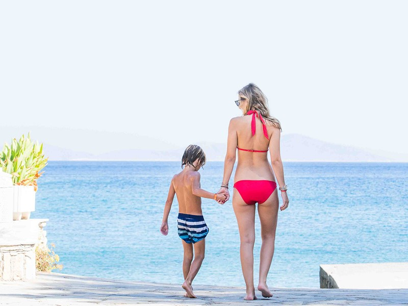 Le Marpunta est idéal pour des vacances familiales