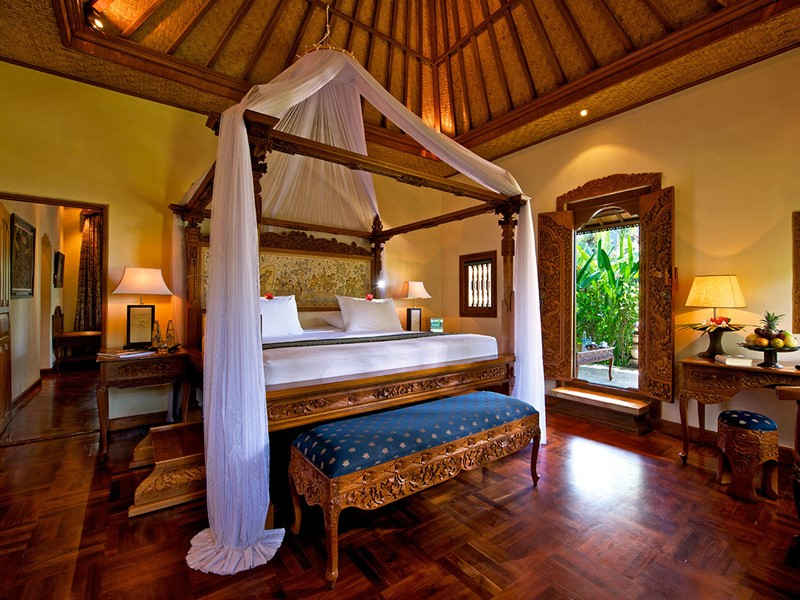 Garden View Room du Matahari Beach Resort à Bali